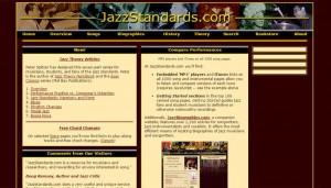 JazzsSandard.com Capture